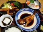 シーサイド大沢の夕食