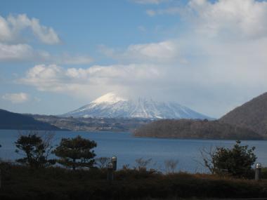 洞爺湖&昭和新山