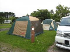 兜沼キャンプ場