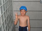 ぷっちぃの水泳教室