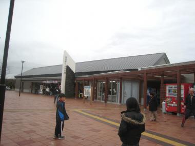 道の駅「ウトナイ湖」