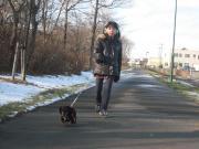 お散歩ですぞ~
