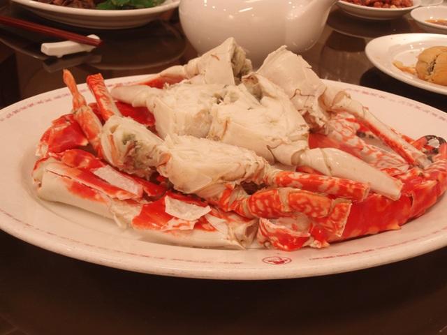 蟹潮洲料理