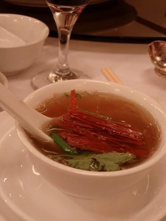 スープ潮洲料理
