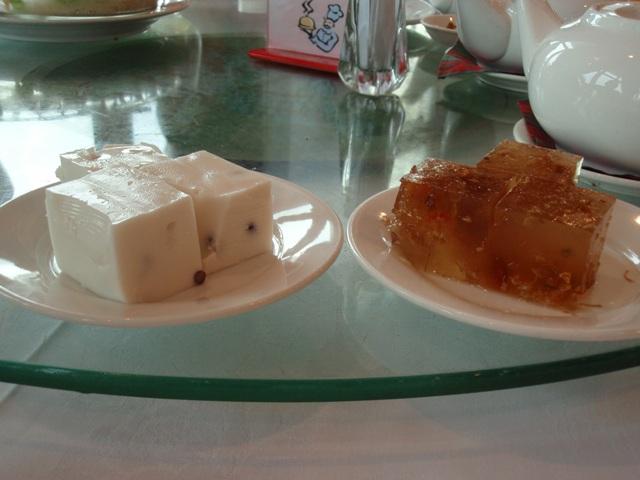 寒天香港デザート