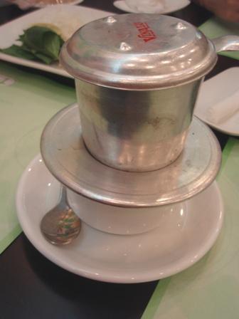 コーヒーベトナム