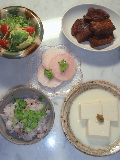 湯豆腐豆乳