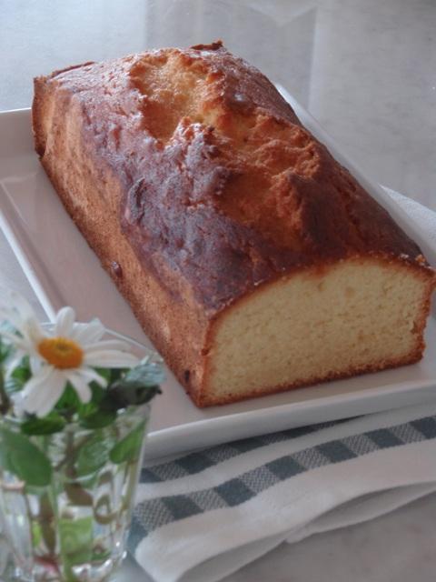 バターケーキ基本の