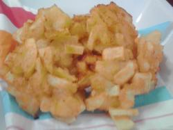カリモッチ♪ハッシュドポテト