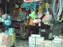 おもちゃ 花火屋さん