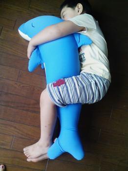 抱き枕だよ^^
