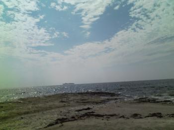 海っていいなぁ~