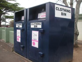 Clothing Bin