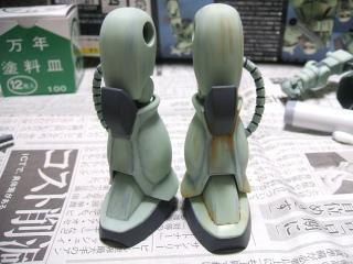 HGUC 量産型ザクⅡ