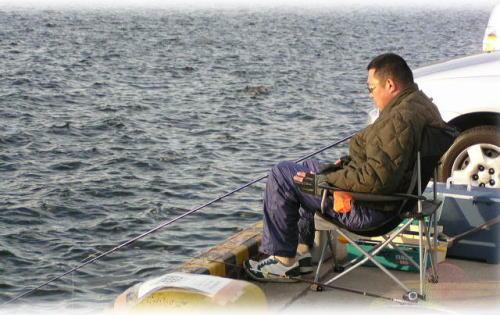 山田渡船でご挨拶してくださったゲストの方です♪