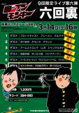 ロシモン/六回裏