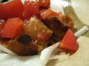 鶏肉とトマト