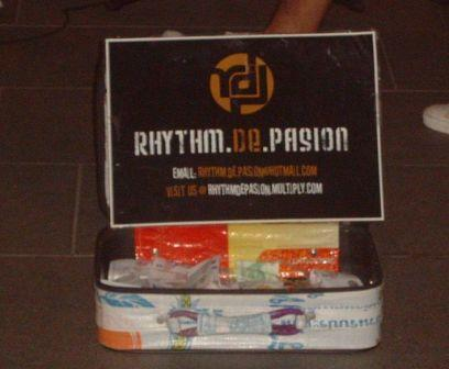 rhythm de passion
