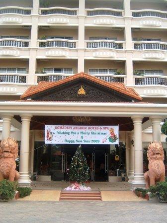 somadevi angkor hotel