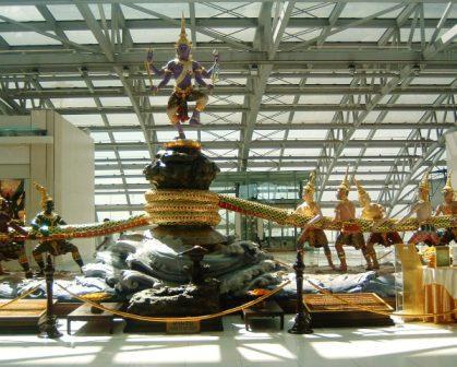 バンコク空港 その2