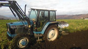 緑肥耕起基線