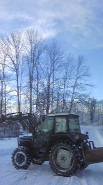 大晦日の除雪