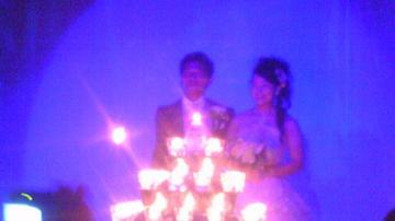 あずさ結婚式3