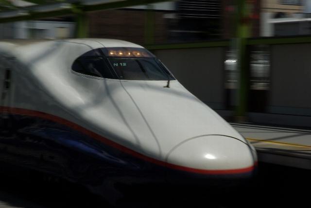 新幹線・あさま