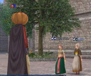 かぼちゃ團 団長