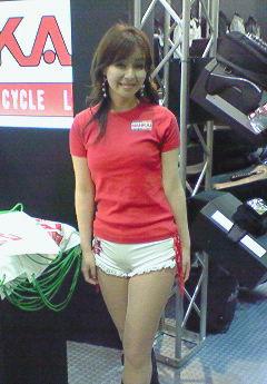 モーターサイクルショー2008 2