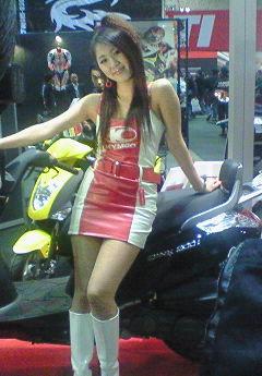 モーターサイクルショー2008 8