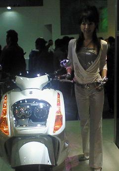 モーターサイクルショー2008 9
