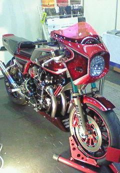 モーターサイクルショー2008 13