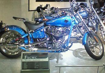 モーターサイクルショー2008 16
