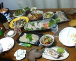 真田家の晩御飯