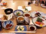 旭岳07.3.20 こまくさ荘晩御飯
