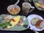 黒木家朝食