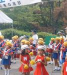 ショウチャンの鼓笛隊2.JPG
