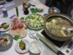 田中家夕食