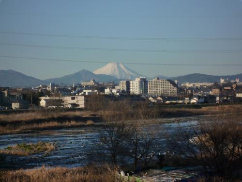 多摩サイ富士山