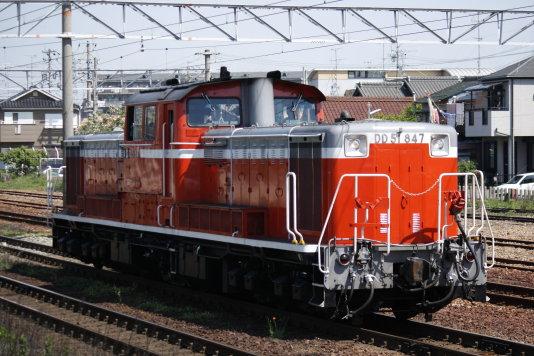DD51単機