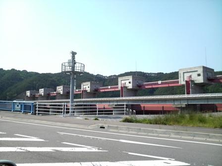 小本川水門