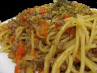 スパゲティ・ミートソース