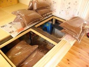 床下収納1