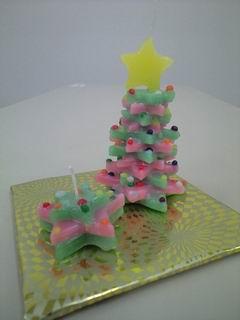 クリスマスキャンドル4