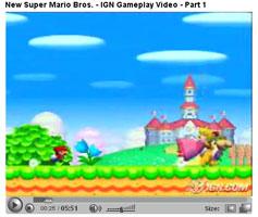 New Super Mario Bros. 「ニュー・スーパーマリオブラザーズ 」
