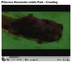 Princess Mononoke Linkin Park - Crawling (もののけ姫 x リンキンパーク - クローリング)