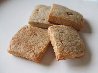 バナナクッキー
