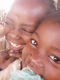 アフリカの子供たち