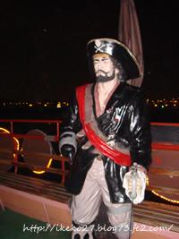 フック船長